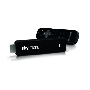 Sky Ticket TV Stick Fiction-Bundle inkl. 2 Monate SkyTicket Fcition