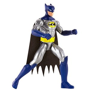 Mattel - DC Comics - Basis-Figur Batman Dark Blue Suit (30 cm) (FJG13)
