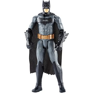 Mattel - DC Comics - Movie Basis Figur Batman (30 cm) (FGG79)