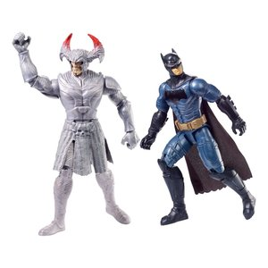 Mattel - DC Comics - Movie Battle in A Box 2er-Pack (30 cm) (FGG85)
