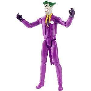 Mattel - DC Justice League - Action Basis-Figur (30 cm) The Joker (DWM52)