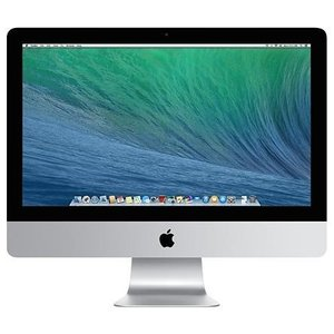 Apple iMac 21.5 Zoll, i5-4260U, Intel HD Graphics 5000, 8GB RAM, 500GB Festplatte (MF883D/A)