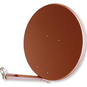 Televes S760CL 75x80 cm Classic-Line rot