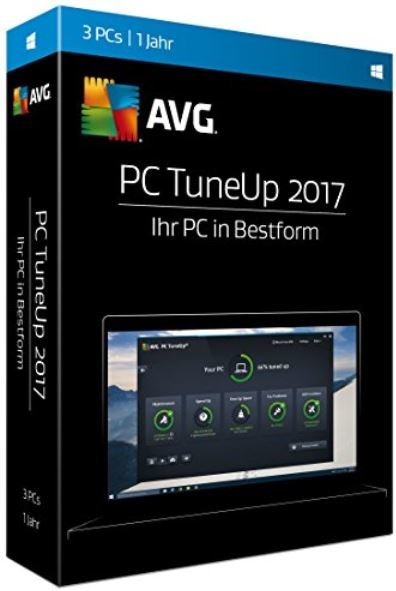 avg pc tuneup 2017 3 pcs pc tests infos. Black Bedroom Furniture Sets. Home Design Ideas
