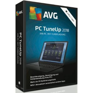 AVG PC TuneUp 2018 - 3 PCs (PC)