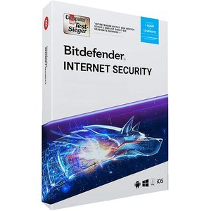 Bitdefender Internet Security 2019 (1 User, 18 Monate) (PC)