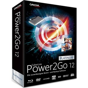 Cyberlink Power2Go 12 Platinum (PC)