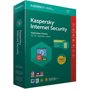 Kaspersky Internet Security 2018 + Android Security - 1 Gerät, 1 Android-Gerät, 1 Jahr (PKC, Box) (PC, Mac, Mobile)