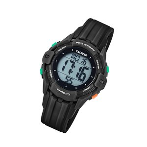 Calypso Kinderuhr Color Run schwarz K5740/6