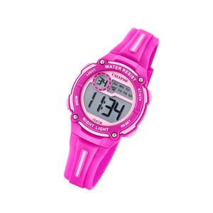Calypso Kinderuhr Crush pink K6068/1