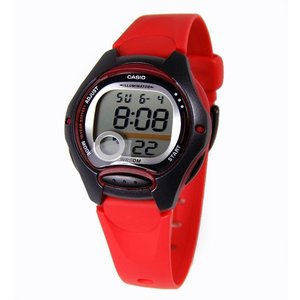 Casio Collection Kinderuhr Tagesalarm LW-200-4AVEF