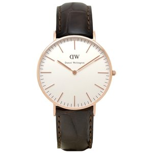 Daniel Wellington 0510DW York Rose Gold Damenuhr
