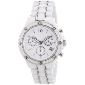 Danish Design Damen-Armbanduhr Analog Quarz Keramik 3324475