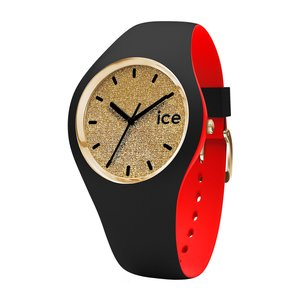 Ice-Watch 007228 Damenuhr Ice loulou Gold Glitter Small