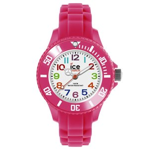 Ice-Watch - I mini Pink - Girl's wristwatch with silicon strap - 000747 (Extra small)