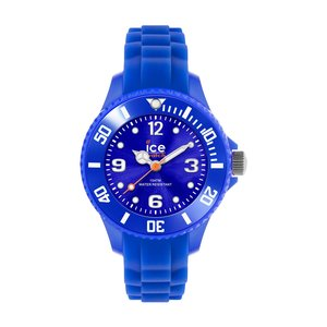 Ice-Watch ICE forever Blue Blaue Jungenuhr mit Silikonarmband 000791 (Extra Small)