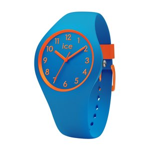 Ice-Watch - ICE ola kids Robot - Blaue Jungenuhr mit Silikonarmband - 014428 (Small)