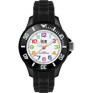 Ice-Watch Kinder-Armbanduhr Ice-Mini schwarz MN.BK.M.S.12