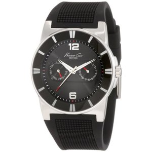 Kenneth Cole New York Analog Quarz Silikon KC10008220