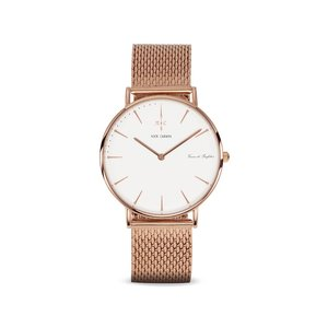 Nick Cabana Uhren Herrenuhr Boheme Collection Gold Mesh 40 004