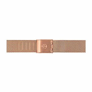 Paul Hewitt Uhrenarmband Mesh IP Roségold 12mm - Damen