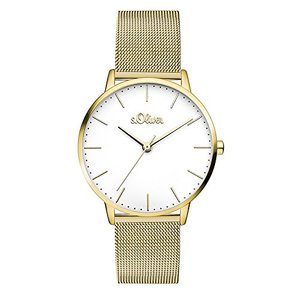 s.Oliver Damen-Armbanduhr SO-3445-MQ