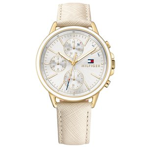 Tommy Hilfiger 1781790 Damenuhr mit Multifunktion Carly
