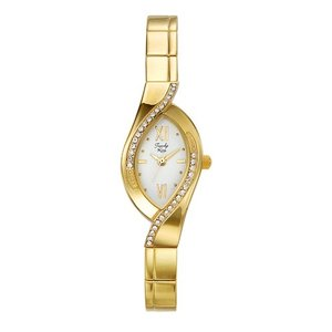Trendy Kiss Damen-Armbanduhr Analog gold TG3747-01