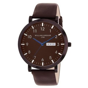 WILLIAM GREGOR Herren-Armbanduhr BWG10031G-505