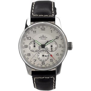 Zeno-Watch Herrenuhr - Classic full calendar - Limited Edition - 6590-g3