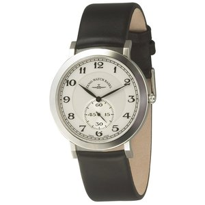 Zeno-Watch Herrenuhr - Flatline Flat 2 Quartz - 6703Q-i3-num