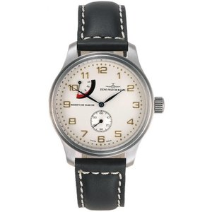Zeno-Watch Herrenuhr - NC Retro Power Reserve - Limited Edition - 9554-6PR-e2