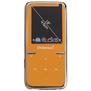 Intenso Video Scooter 8 GB orange