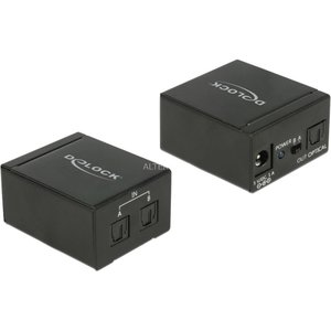 DeLOCK Switch 2xTOSLINK in 1xTOSLINK Out