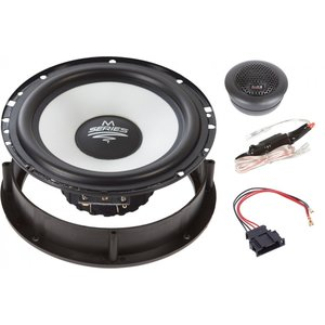Audio System M 165 A3 A4 A6 EVO M- SERIES 2-Wege Spezial Front System