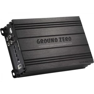 Ground Zero GZHA MINI TWO 2 Kanal Mini Verstärker 2 x 230 Watt RMS