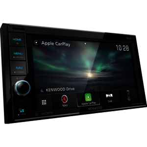 Kenwood Navigations-Mediaplayer