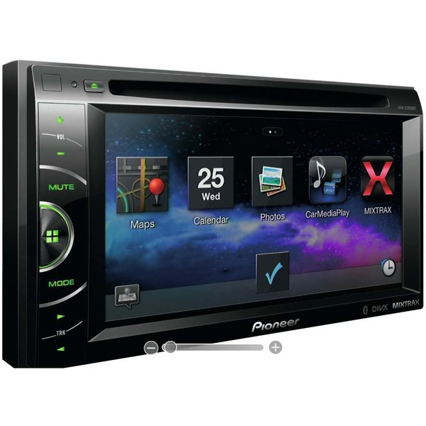 pioneer avh x2600bt tests infos 2018. Black Bedroom Furniture Sets. Home Design Ideas