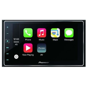 Pioneer SPH-DA120-2DIN USB Bluetooth Apple CarPlay Autoradio