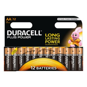 Duracell PRO AAX8+4 PLUS Power