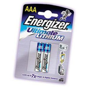 Energizer AAA Ultimate Lithium FR03