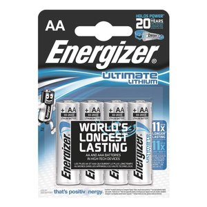 Energizer Lithium Ultimate AA