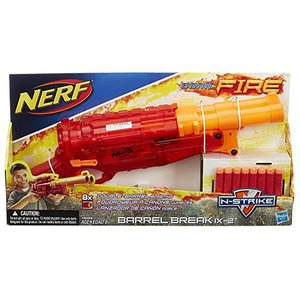 Hasbro - NERF - N-Strike Elite Barrel Break Sonic Fire