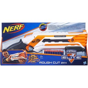 Hasbro - Nerf N-Strike Elite XD Rough Cut