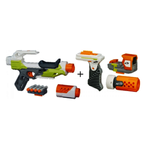 Hasbro - NERF - N-Strike XD Modulus Ion Fire Bundle