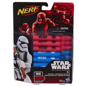 Hasbro - NERF Star Wars - Episode 7: 12 Darts Nachfüllpack