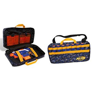 Perpetual Play Group - NERF Elite Mobile Mission P.A.K. Tasche für Blaster