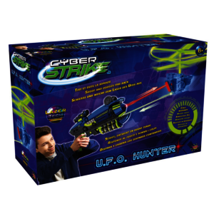 Splash Toys - Cyber Strike - Cosmo Battle - Ufo Hunt