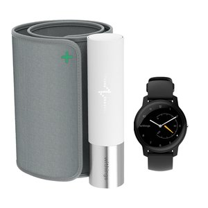 Withings Wireless BPM Core + Move Black & Yellow