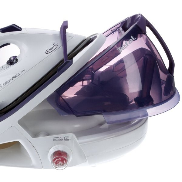 how to clean tefal autoclean iron
